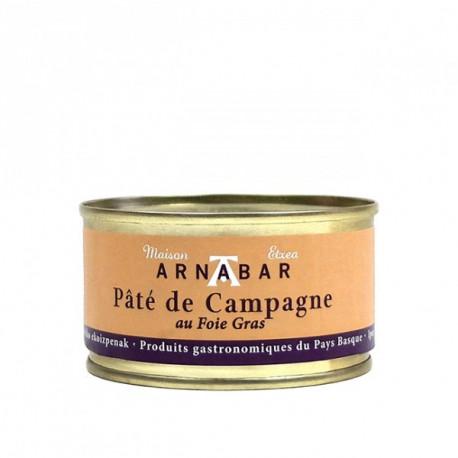Pâté au foie gras