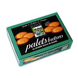 Palets bretons au véritable beurre de baratte