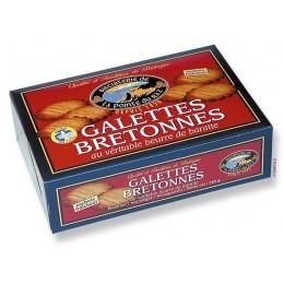 Galettes bretonnes au véritable beurre de baratte