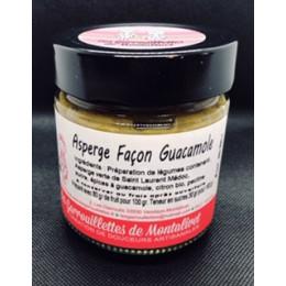 Sucré/Salé d'Asperge verte façon guacamole 230 gr