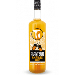 Ti Planteur Ananas Coco