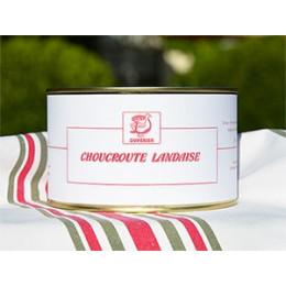 Choucroute landaise