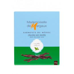 Sarments du Médoc chocolat noir menthe