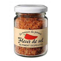 Fleur de sel au piment