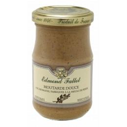 Moutarde brûne douce aux arômates