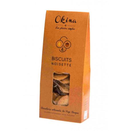 Biscuits Secs Noisette