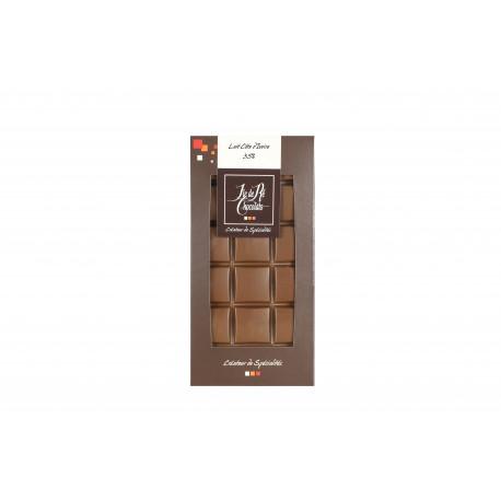 TABLETTE DE CHOCOLAT AU LAIT 35 %