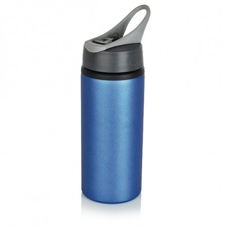 Bouteille sport en aluminium 600 ml