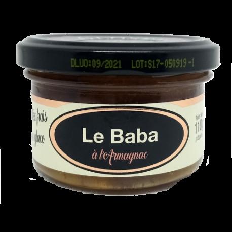 Mini Baba à l'Armagnac
