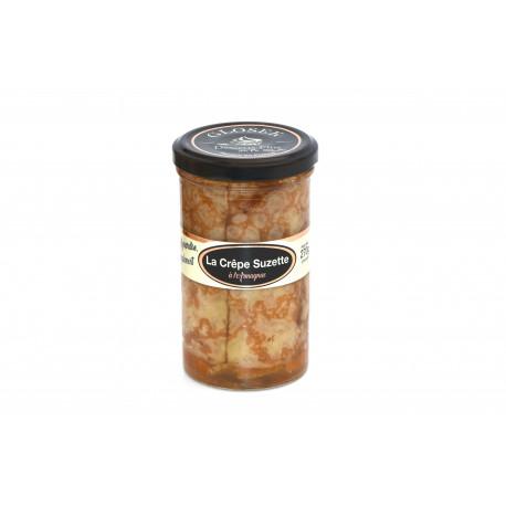 Crepes Suzette à l'Armagnac