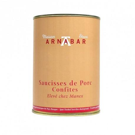 Saucisses de porc