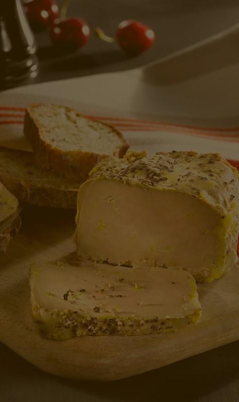 Foie gras et canard